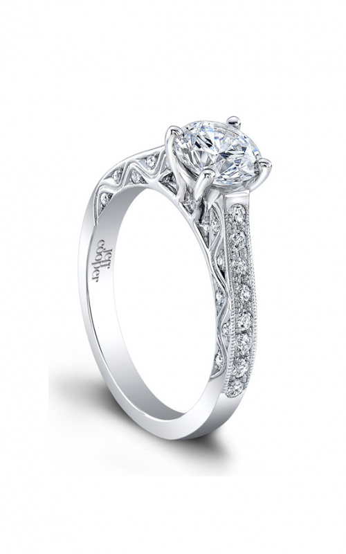 Jeff Cooper Heirloom Collection Engagement ring 3352 product image