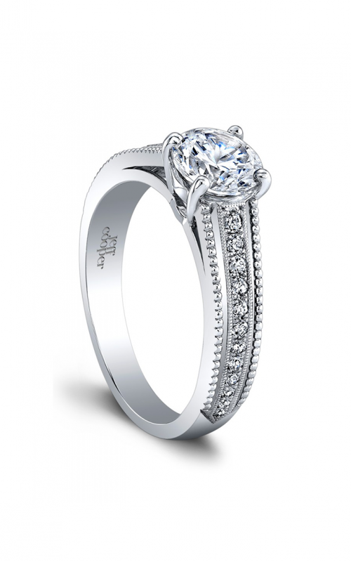 Jeff Cooper Heirloom Collection Engagement ring 1525 product image