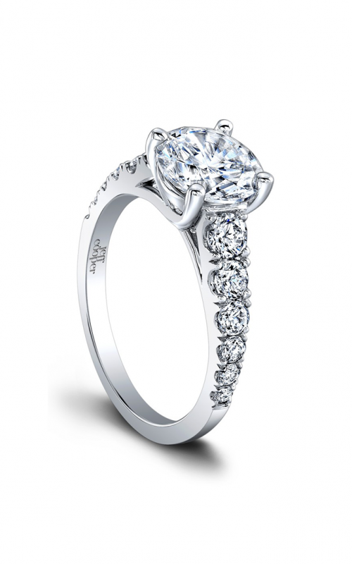 Jeff Cooper Tandem Collection Engagement ring 1516 product image