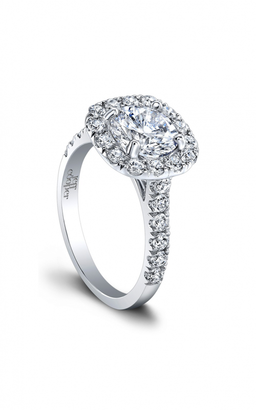 Jeff Cooper Tandem Collection Engagement ring 1508 product image