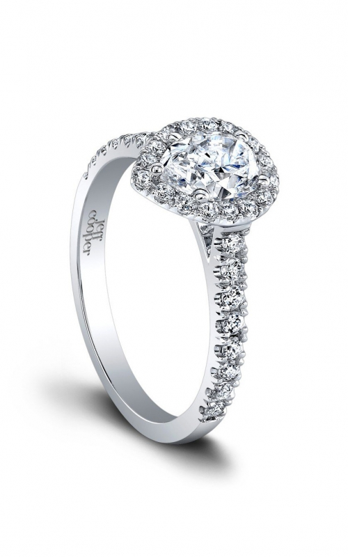 Jeff Cooper Tandem Collection Engagement ring 1509-PS product image
