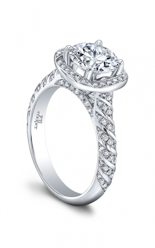 Jeff Cooper Lumiere Collection Engagement ring 3362-RD product image