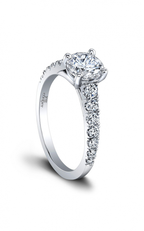 Jeff Cooper Tandem Collection Engagement ring 1515-RD product image