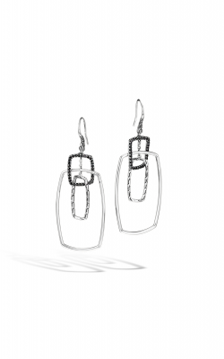 John Hardy Classic Chain Earrings EBS990691BLS product image