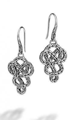 John Hardy Classic Chain Collection Earrings EB99297 product image