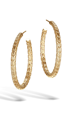 John Hardy Classic Chain Earrings YEG99273 product image