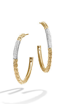 John Hardy Classic Chain Collection Earring YEGX992542DI product image
