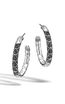 John Hardy Legends Naga Earrings EBS658974BLS product image