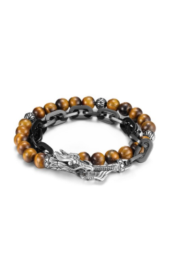 John Hardy Legends Naga Men's Bracelet BMS65551TEXS product image