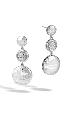 John Hardy Dot Collection Earrings EBP344432DI product image