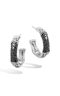 John Hardy Bamboo Earring EBS59194BLS product image
