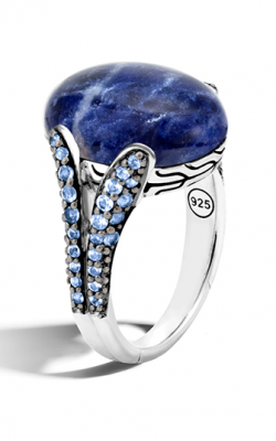 John Hardy Classic Chain Collection Fashion ring RBS971881SDBSP product image