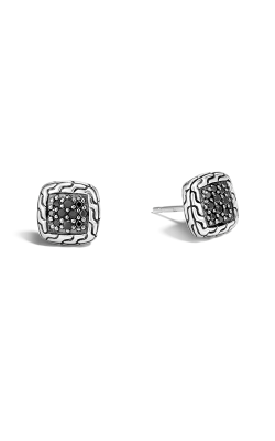 John Hardy Classic Chain Collection Earring EBS961824BLS product image