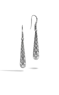 John Hardy Legends Naga Drop Earrings EB651119 product image