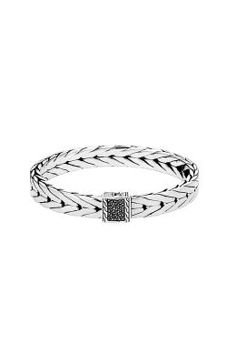 John Hardy Modern Chain Men's Bracelet BMS9999754BLSXM product image