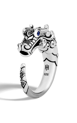 John Hardy Legends Naga Fashion Ring RBS6501204BHBLSBNX7 product image