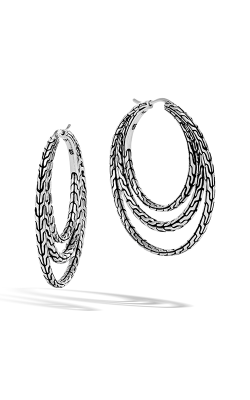 John Hardy Classic Chain Earrings EB999675 product image