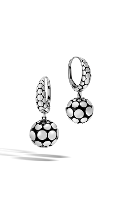 John Hardy Dot Collection Earrings EB39243 product image