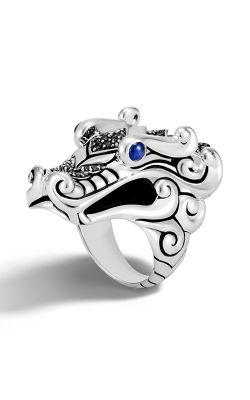 John Hardy Legends Naga Fashion Ring RBS6501184BLSBNX8 product image