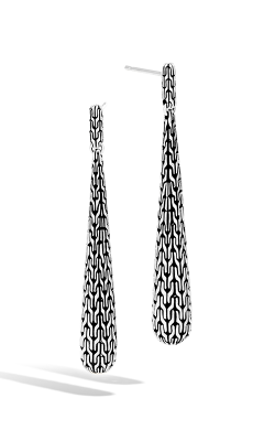 John Hardy Classic Chain Collection Earrings EB999691 product image
