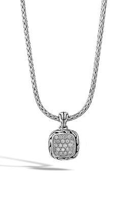 John Hardy Classic Chain Collection Necklace NBP992412DIX16-18 product image