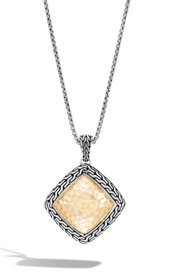 John Hardy Classic Chain Necklace NZ96154X16-18 product image
