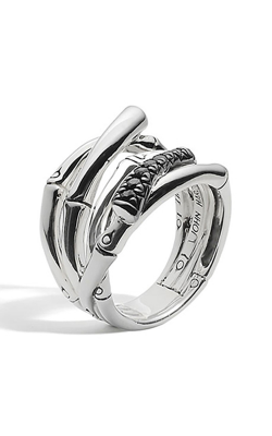 John Hardy Bamboo Fashion Ring RBS58934BLSX7 product image
