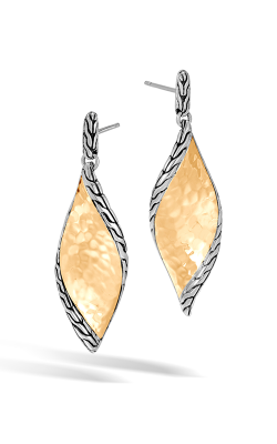 John Hardy Classic Chain Collection Earrings EZ90081 product image