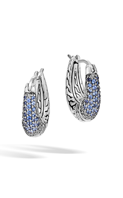 John Hardy Classic Chain Earrings EBS900434BSP product image