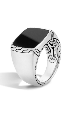 John Hardy Classic Chain Men's Ring RBS996691BJX10 product image