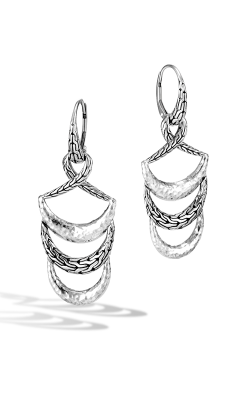 John Hardy Classic Chain Earrings EB999740 product image