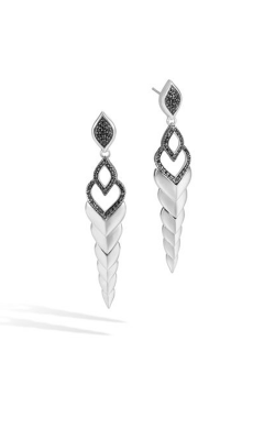 John Hardy Legends Naga Earrings EBS6501114BLSBN product image