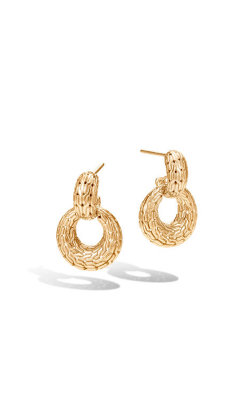 John Hardy Classic Chain Earrings EG96173 product image