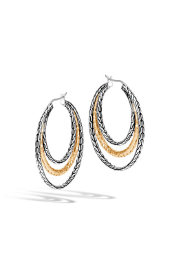 John Hardy Classic Chain Earrings EZ999675 product image