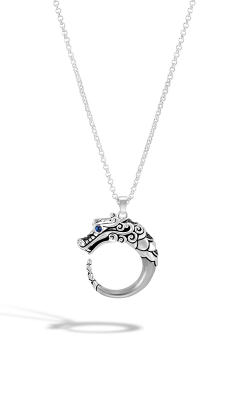 John Hardy Legends Naga Necklace NBS6501254BHBLSBNX16-18 product image