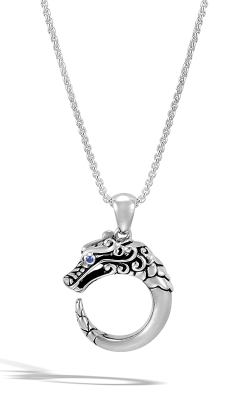 John Hardy Legends Naga Necklace NBS6501255BHBSPX16-18 product image