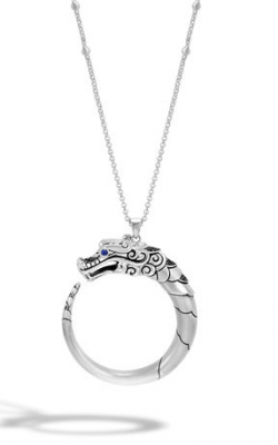 John Hardy Legends Naga Necklace NBS6501234BHBLSBNX34 product image