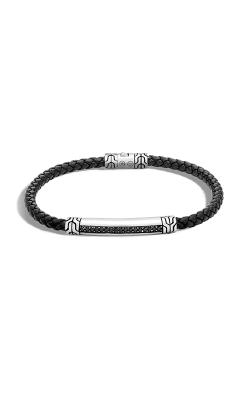John Hardy Classic Chain Men's Bracelet BMS932654BLBLSXM product image