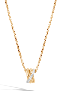 John Hardy Bamboo Necklace NGX570132DIX16-18 product image