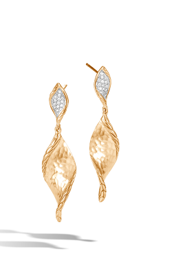 John Hardy Classic Chain Earrings EGX900552DI product image