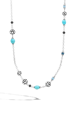 John Hardy Dot Necklace NBS396411TQSBTX36 product image