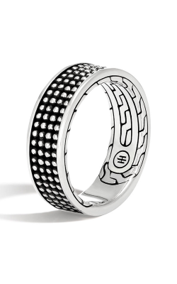 John Hardy Classic Chain Men's Ring RB97025BRDX10 product image