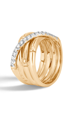 John Hardy Bamboo Fashion Ring RGX59392DIX7 product image