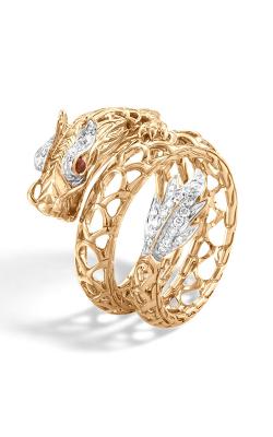 John Hardy Legends Naga Fashion Ring RGS659723AFRBDIX7 product image