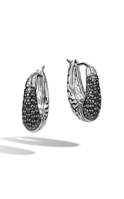 John Hardy Classic Chain Earrings EBS900434BLSBN product image