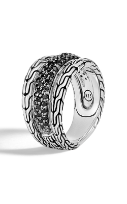 John Hardy Classic Chain Fashion Ring RBS9996984BLSBNX7 product image