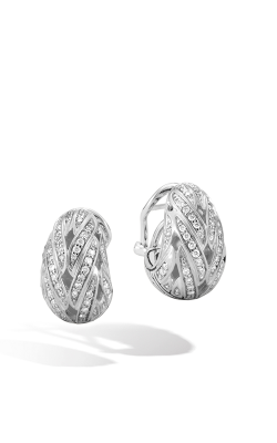 John Hardy Classic Chain Earrings EBP951372DI product image