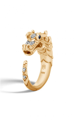 John Hardy Legends Naga Fashion Ring RGX6501202BHBSPDIX7 product image