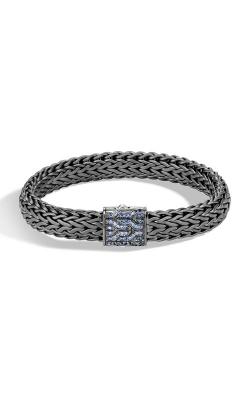John Hardy Classic Chain Men's Bracelet BMS997954MBRDBSPXS product image