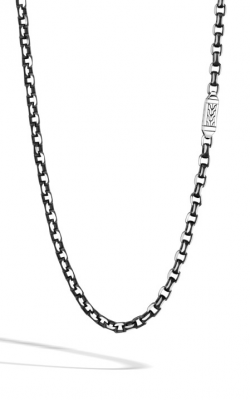John Hardy Classic Chain Men's Necklace NM90266BLPVDX24 product image